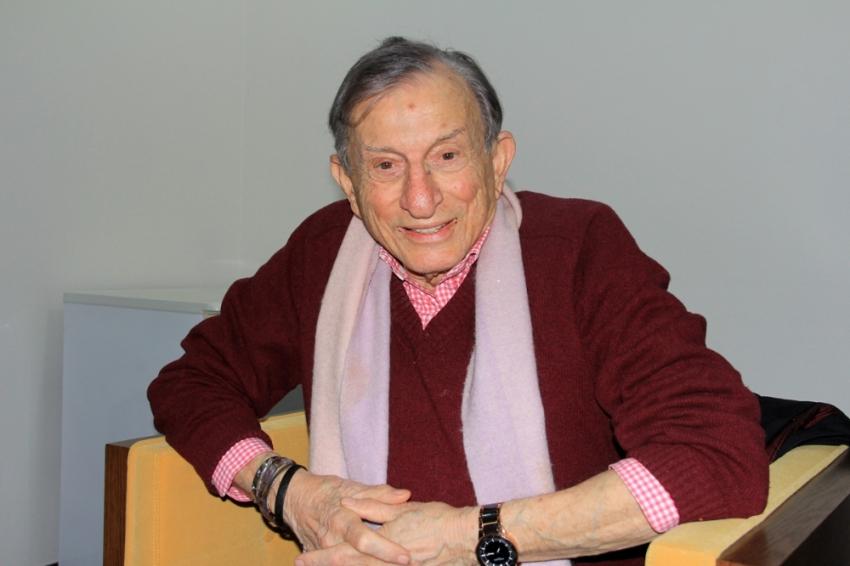 Haldun Dormen Türk tiyatrosunun geleceğinden umutlu