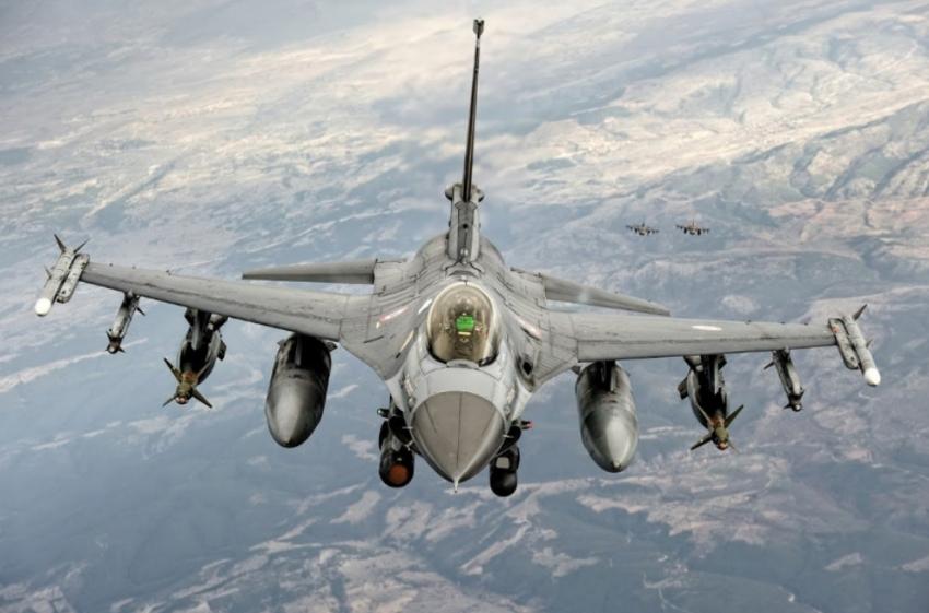 Terör operasyonlarına havadan destek