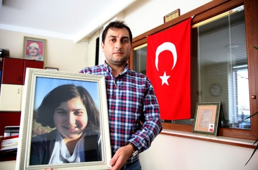 Rabia Naz'ın babası DNA örneği için savcılığa başvurdu