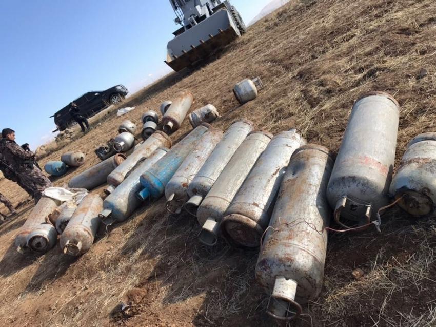2 ton 750 kilo EYP ele geçirildi