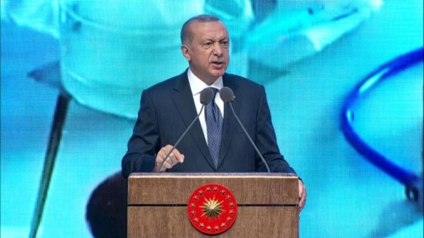 Erdoğan 100 günlük icraat programını açıkladı