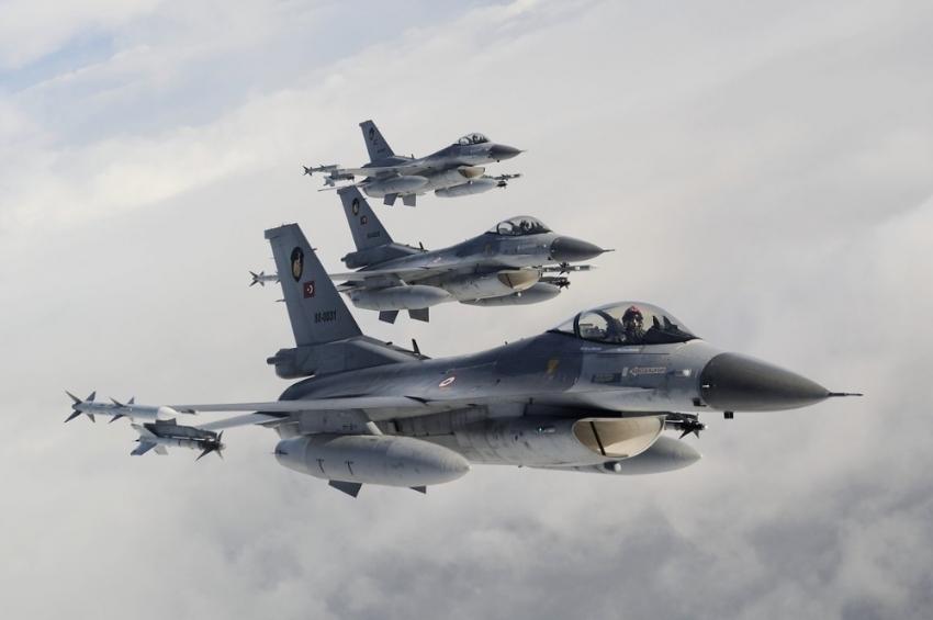 3 PKK'lı terörist hava harekâtı ile etkisiz hale getirildi