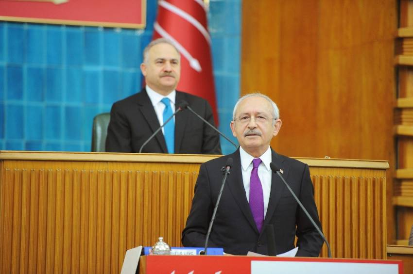 Kılıçdaroğlu'ndan Yıldırım ve Bahçeli'ye çağrı