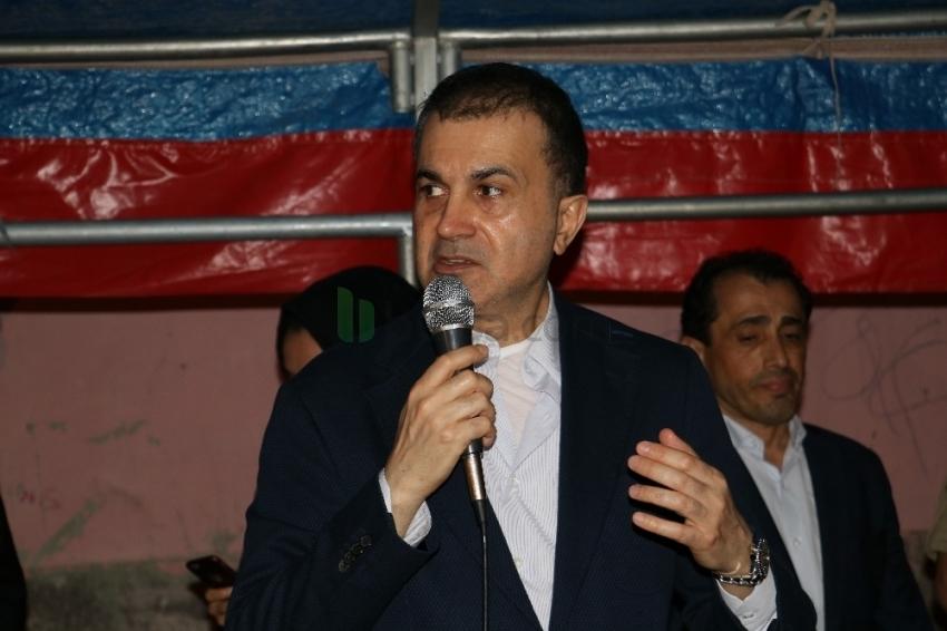 """AK Parti Sözcüsü Çelik: """"Milli irade berrak bir şekilde tecelli etmiştir"""""""