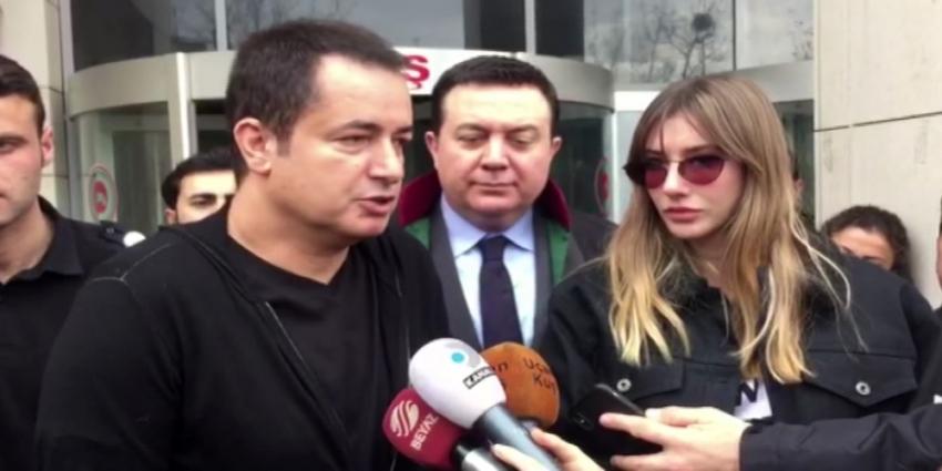 Acun Ilıcalı mahkeme çıkışı açıklama yaptı