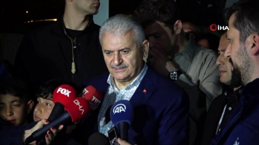 """""""YSK'nın verdiği karar beğenelim, beğenmeyelim bağlayıcıdır"""""""