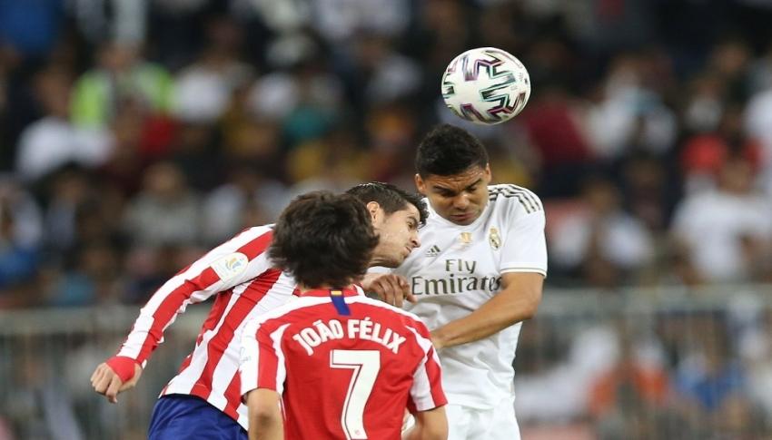 Real Madrid şampiyon...