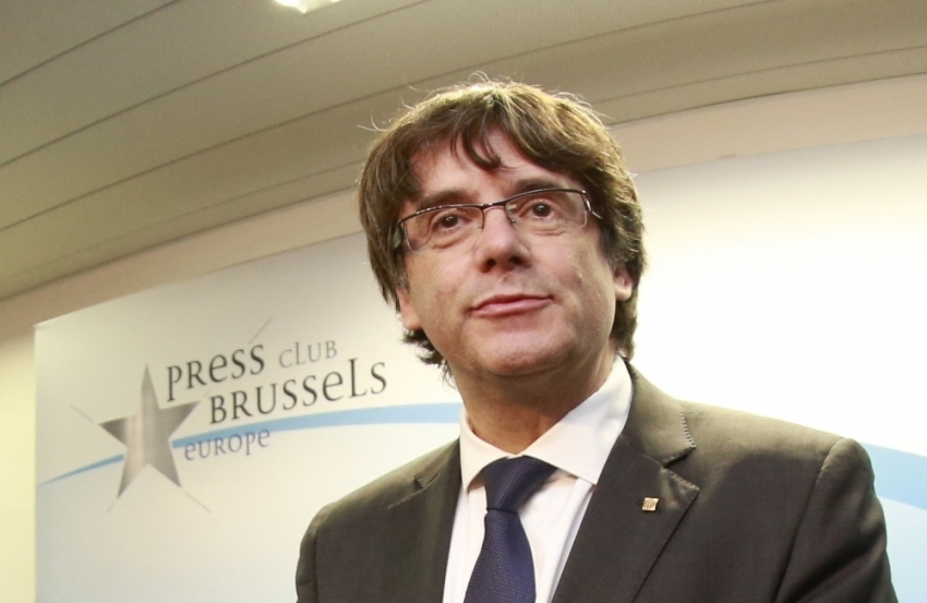 Puigdemont'in tutuklanması istenildi