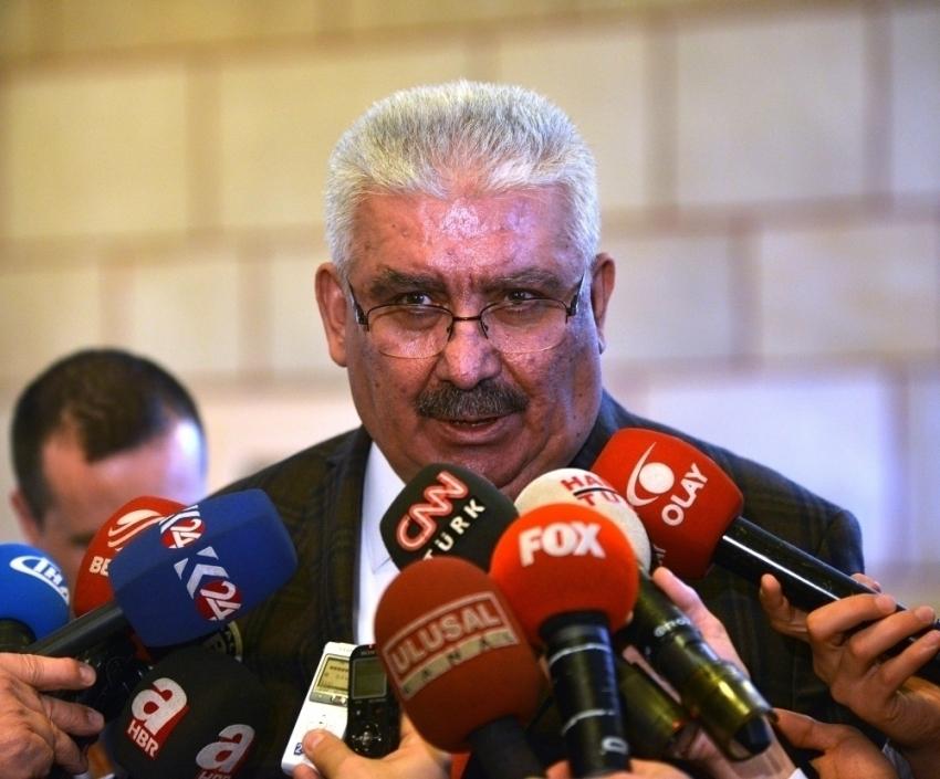 MHP'li Yalçın'dan HDP'li Baydemir'e cevap