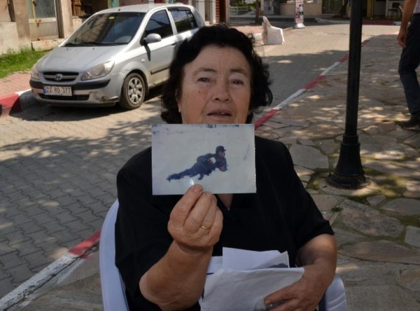 Yunan kadının 38 yıldır kayıp olan oğlu Türkiye'de mi?