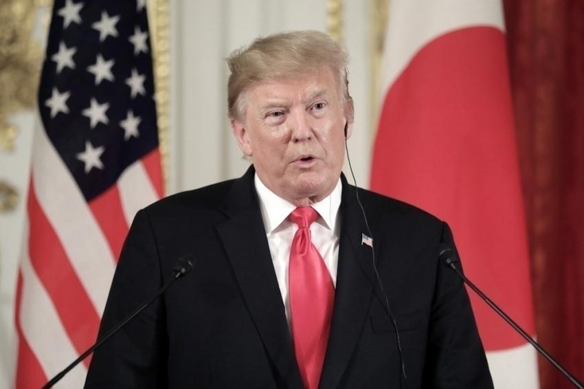 """Trump: """"İran'ın İHA'sını düşürdüğümüze şüphe yok"""""""