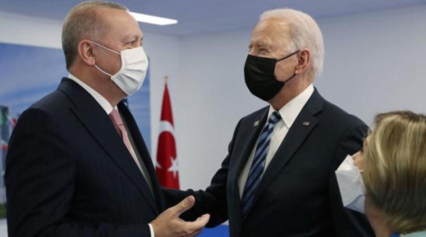 """""""Türkiye ile üretken bir görüşmemiz oldu"""""""