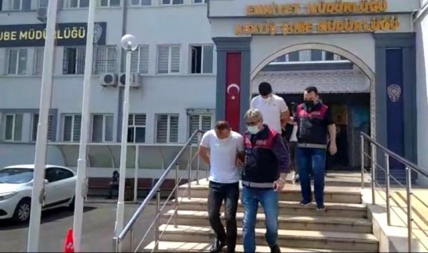 Bursa polisi 350 bin liralık hırsızlık yapan 5 kişiyi yakaladı