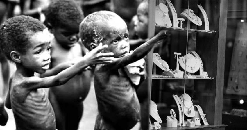 İnsanlar açlıktan ölüyor