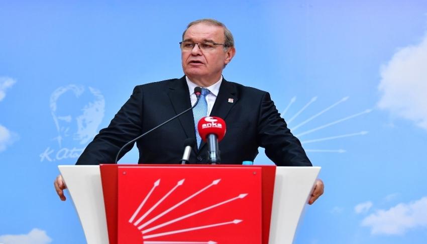 """CHP'li Öztrak: """"Gerekli tedbirleri almak zorundayız"""""""