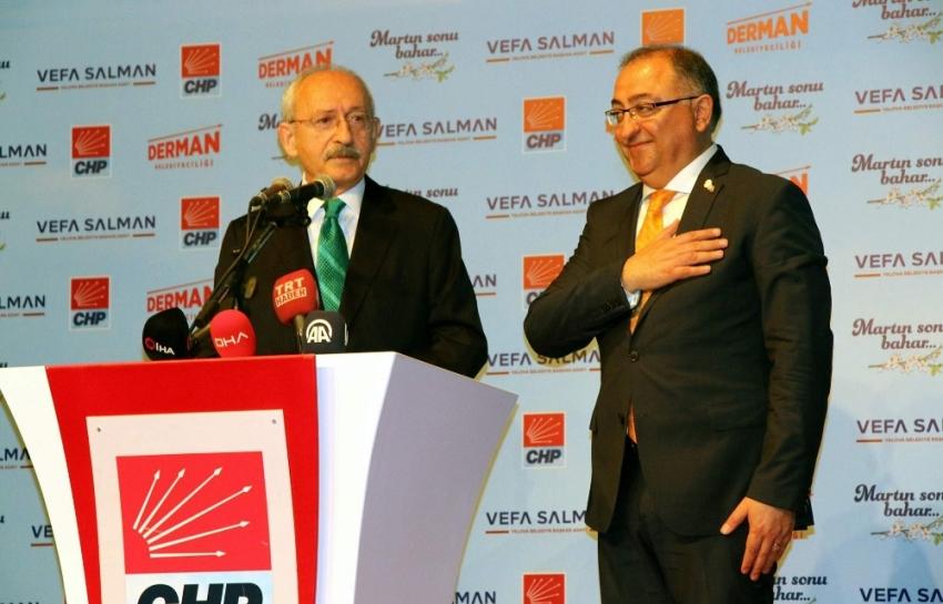 Kılıçdaroğlu'ndan skandal ifade