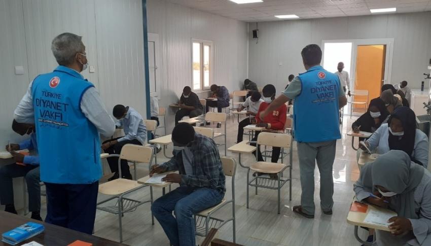 Türkiye'de eğitim görmek için 6 bin 295 öğrenci başvuruda bulundu