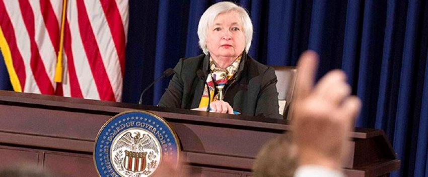 Fed Başkanı: Riskler azaldı