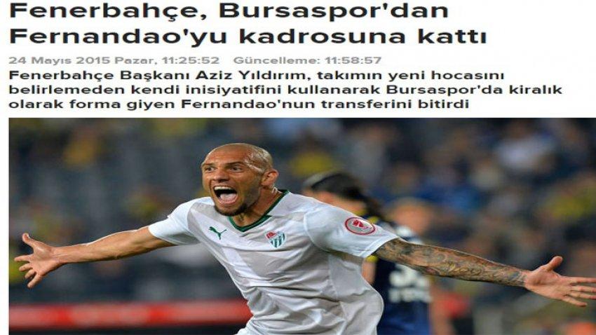 Bursaspor'a İstanbul saldırısı!