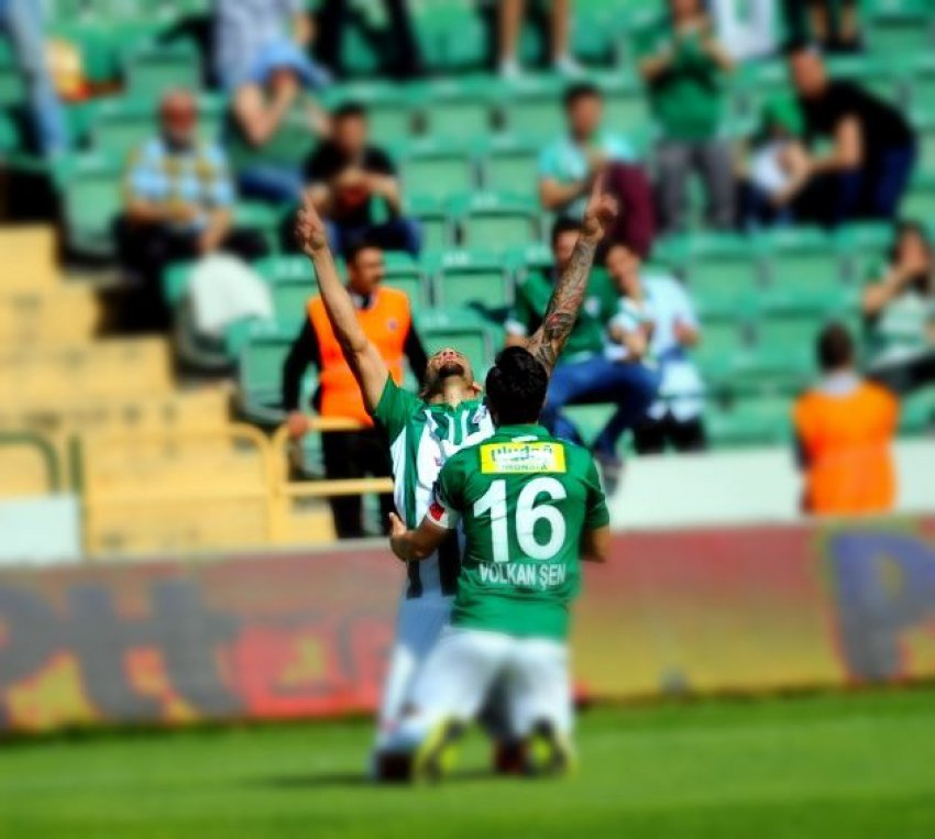 Bursaspor 7-1 Karabükspor