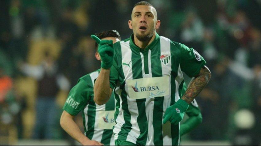Taka: O golcü Trabzon'da