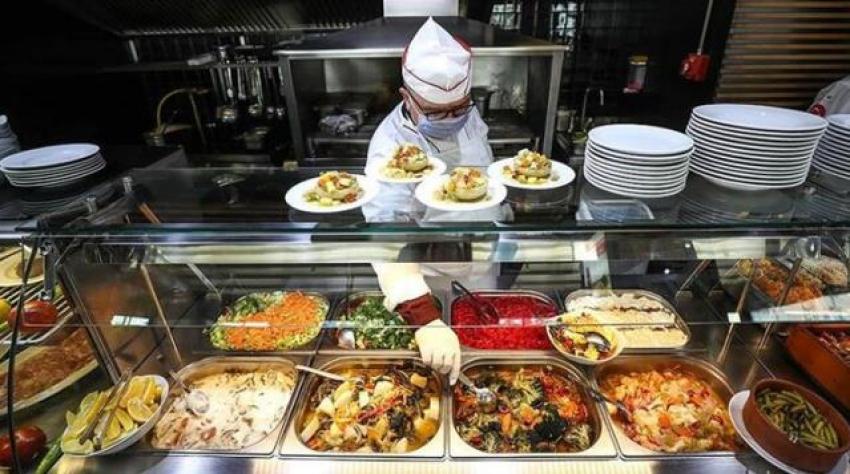 13 Mayıs itibarıyla yeme-içme yerlerinin çalışma saati değişiyor