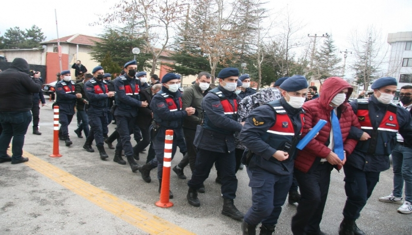 150 milyonluk dolandırıcılık olayında 19 tutuklama
