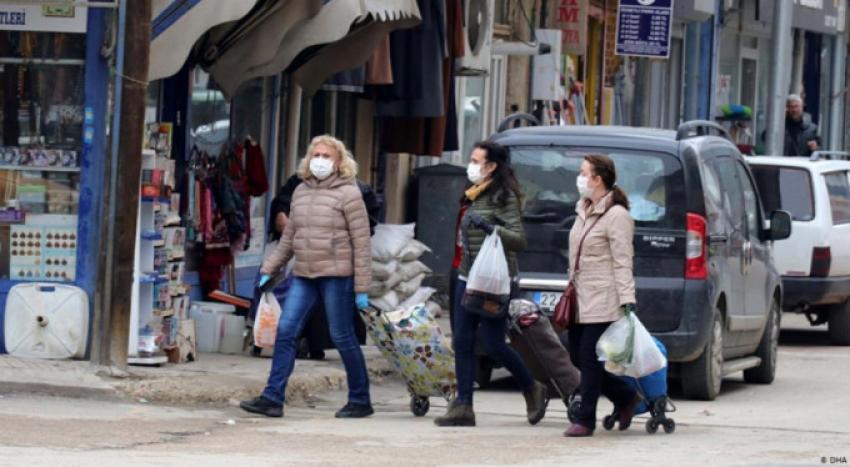 Bursa'nın o ilçesinde maskesiz gezmek yasak