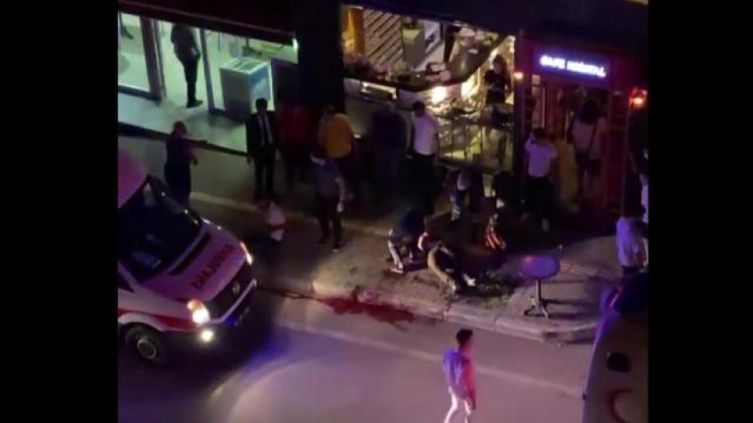 Bursa'da vahşet: 1 ölü 1 yaralı