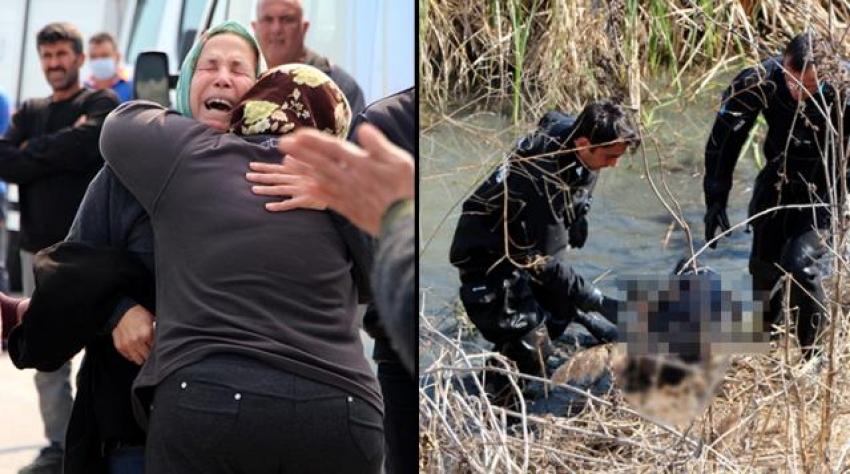 Askerden yeni gelen gencin cansız bedeni su kanalında bulundu