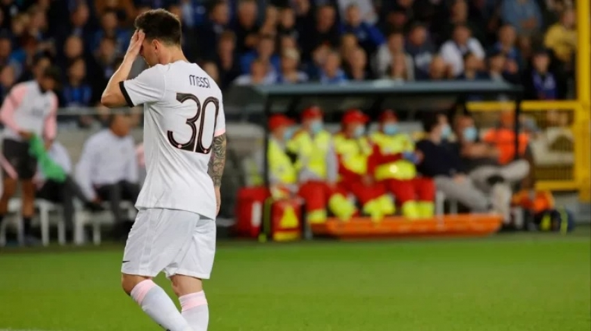 Messi'nin dramı