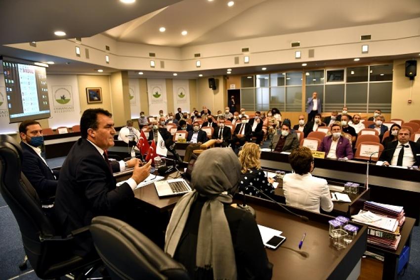 Osmangazi'de kamulaştırmalar devam ediyor