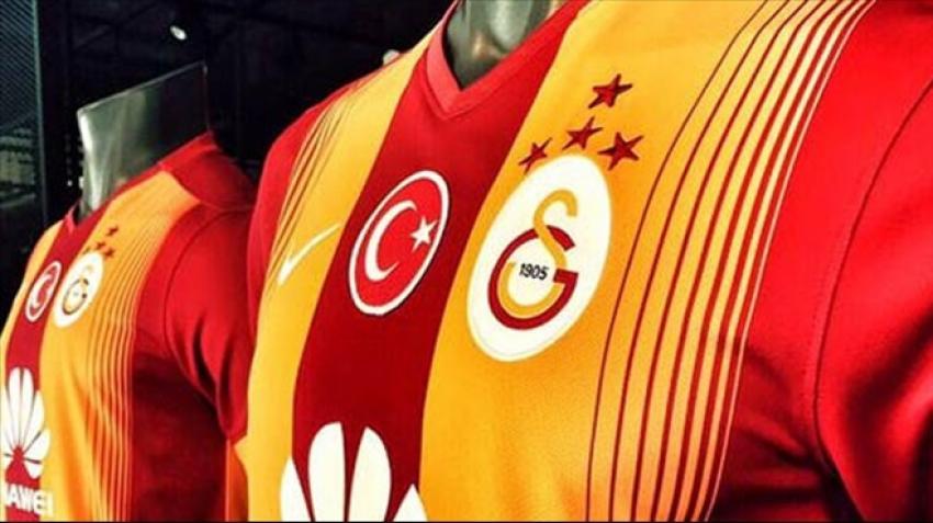 Galatasaray Bursaspor maçına 4 yıldızlı formayla çıktı