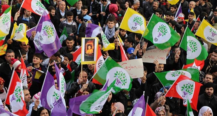 HDP'ye kaç bakanlık düşüyor?
