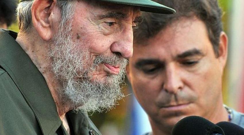 Castro'nun Bodrum tatili Küba'yı ikiye böldü