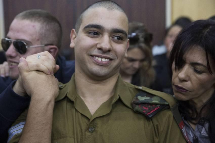 Filistinli katletmenin cezası sadece 18 ay!