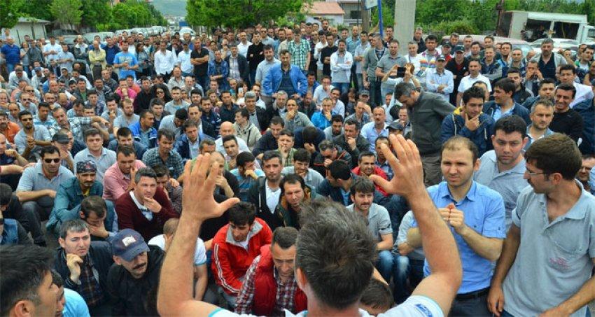 Ford işçileri Bursa'ya geliyor