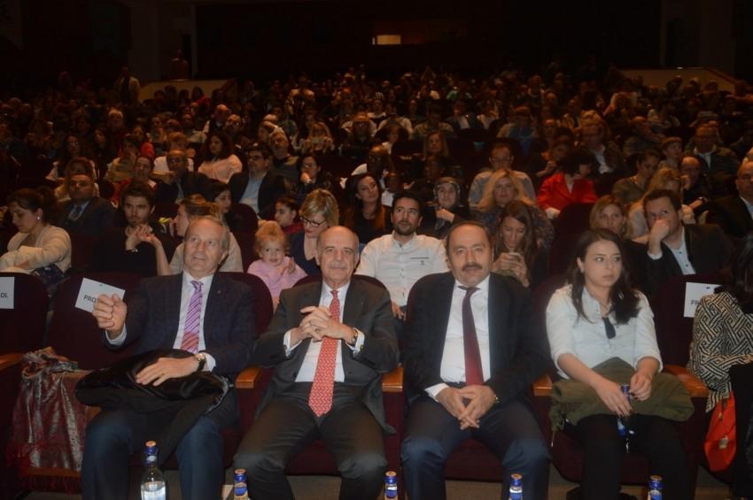 Bursa Türk-Fransız Alliance Française Kültür Derneği Frankofoni Gecesi (31.03.2017)