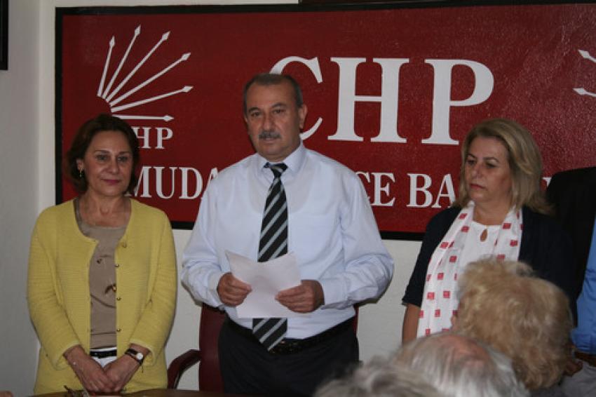 CHP Mudanya, seçimi değerlendirdi
