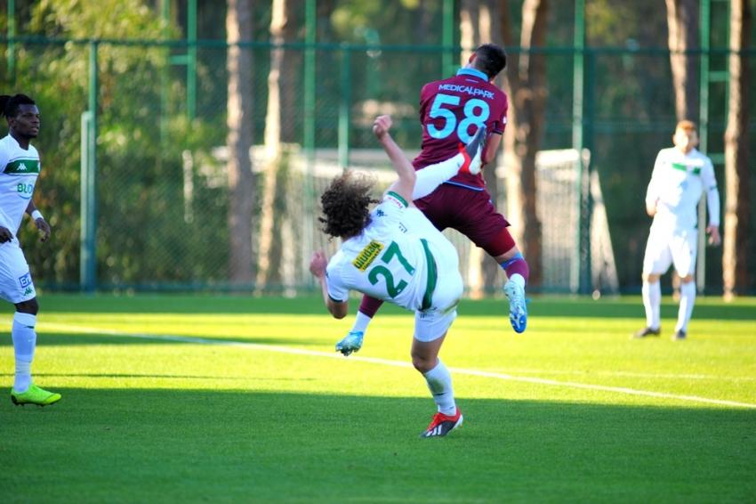 Trabzonspor 0-0 Bursaspor