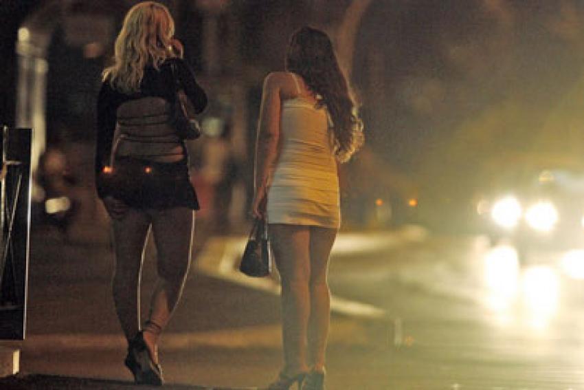 фото женщин легкого поведения