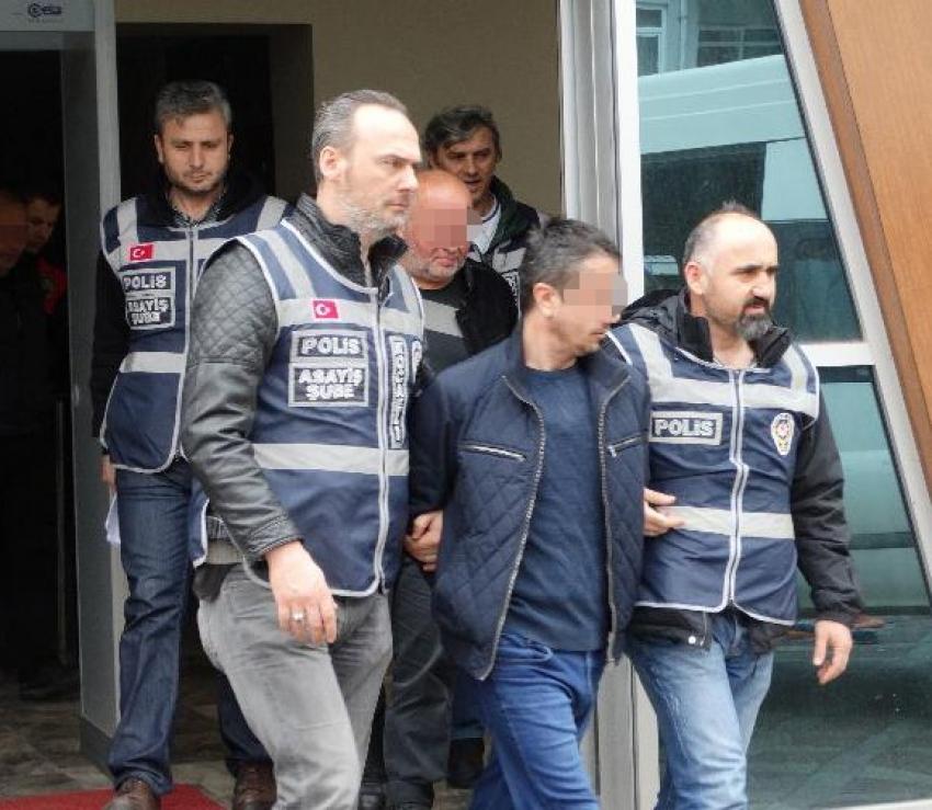 Fuhuş operasyonu: 6 tutuklu