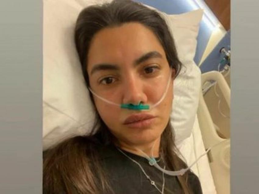 Koronavirüse yakalanan CNN Türk muhabiri Fulya Öztürk