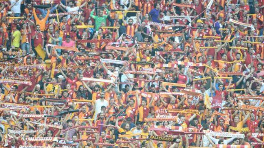 Derbiyi Galatasaray 2 golle kazandı