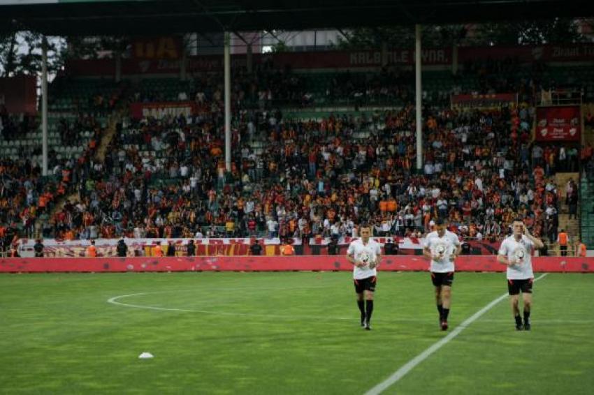 Galatasaray-Bursaspor Ziraat Türkiye Kupası Finali Maç Fotoğrafları