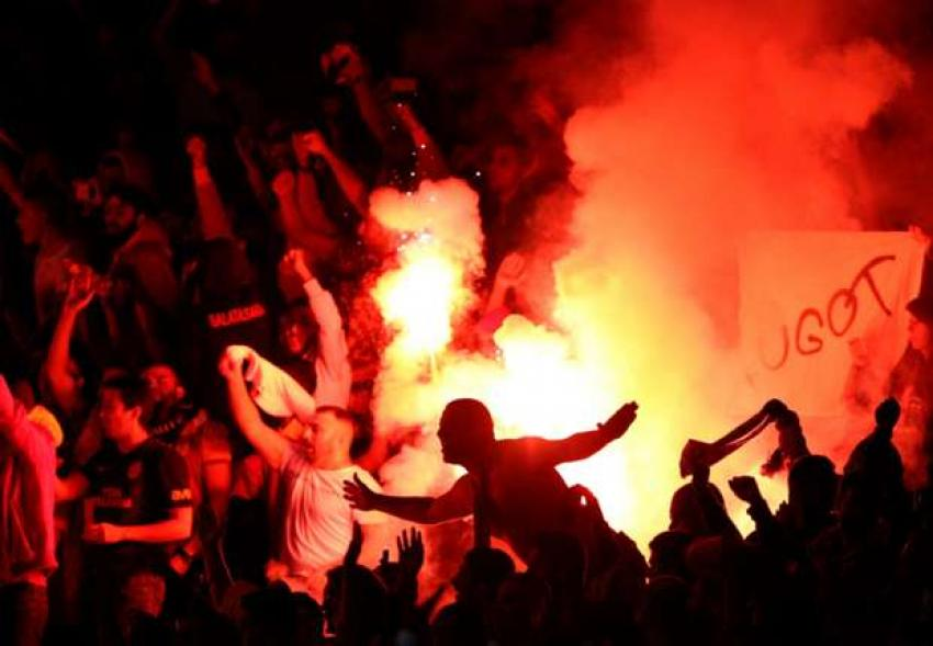 Galatasaraylı taraftar geliyor!