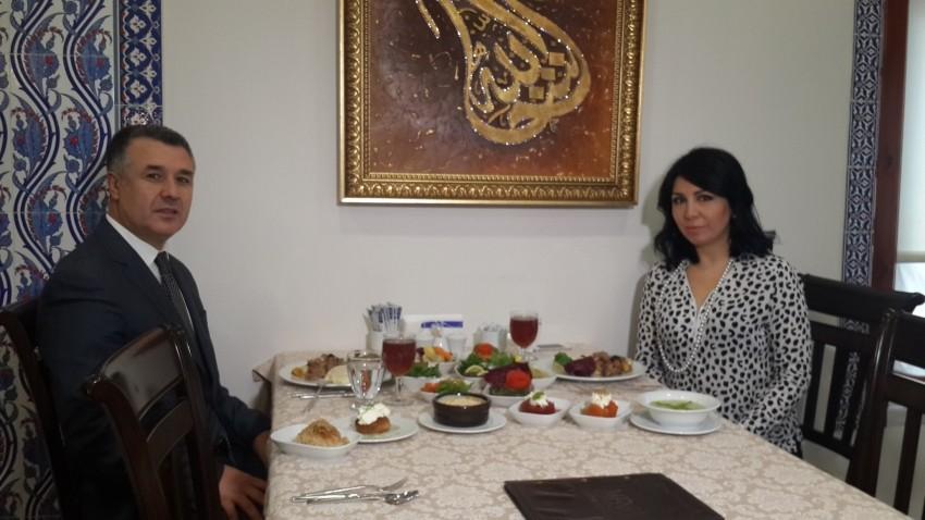 Enfes Osmanlı lezzetleri, Gönül Dostları Sofrası'nda!