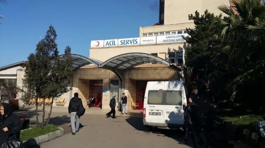 Gelin-kaynana kavgası hastanede bitti