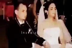 Gelin nikah masasında öldü kameralar o anı kaydetti!