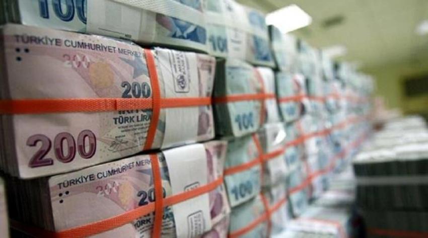 Hazine 13,3 milyar lira açık verdi